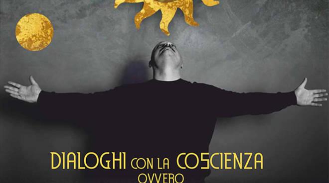 """Uomo Galileo"" teatro Chapeau Famagosta Savona"