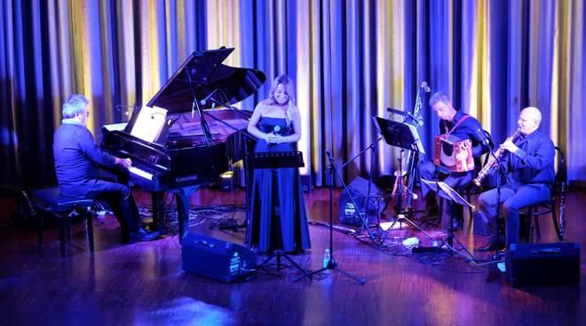 Valeria Bruzzone Quartet