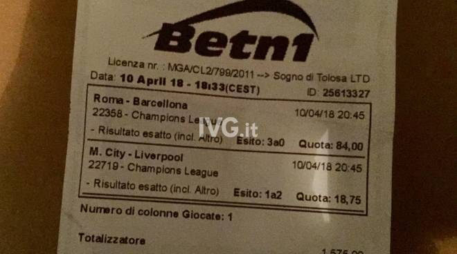 Champions League Scommesse