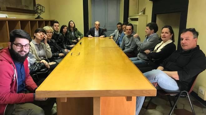 Incontro Cangiano Trony