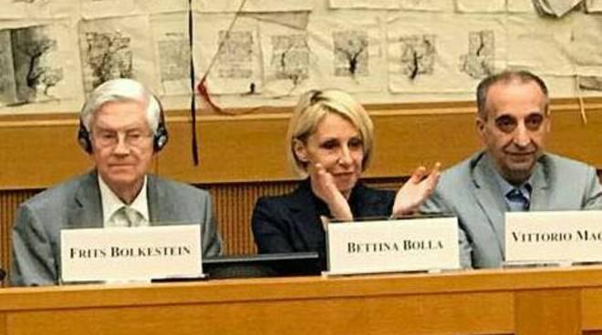 Bettina Bolla Frits Bolkestein