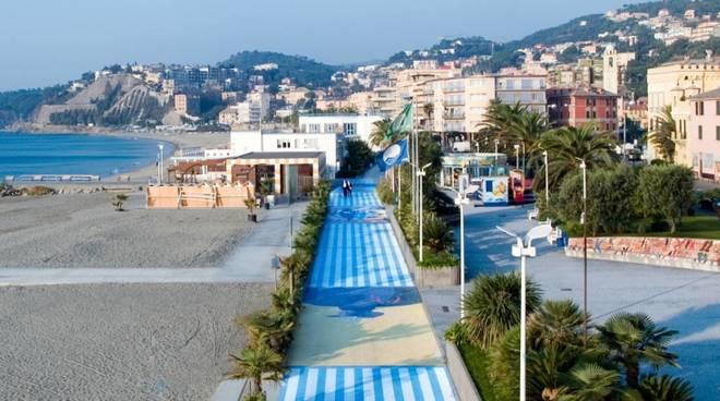 Passeggiata Albissola Marina