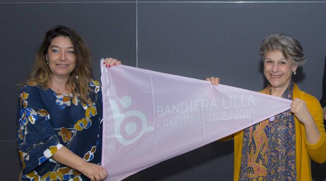 Bandiera Lilla Albissola Marina