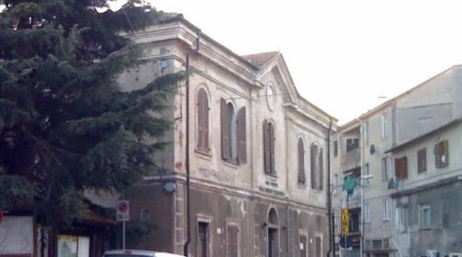 Ex asilo bertolotti altare