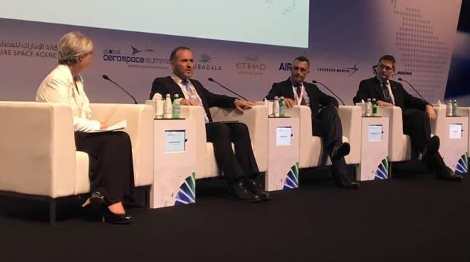 Piaggio Global Aerospace Summit Abu Dhabi