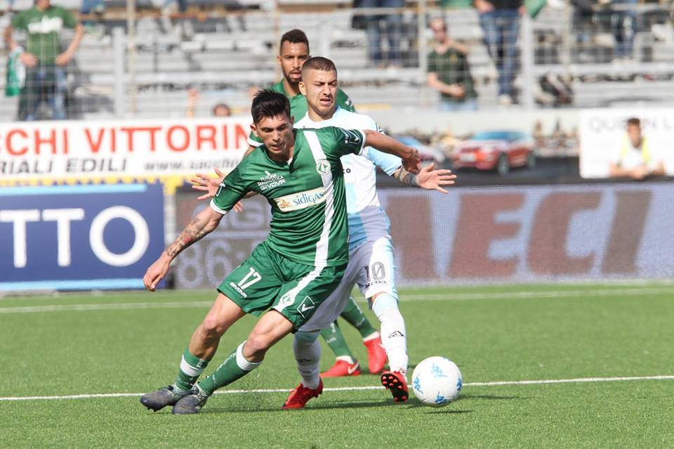 Virtus Entella vs Avellino