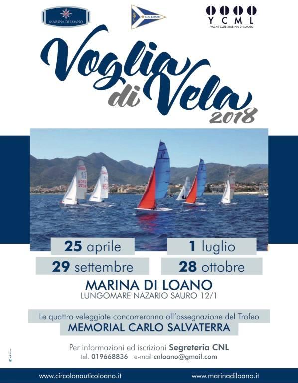 """""""Voglia di Vela"""" - Memorial Carlo Salvaterra"""