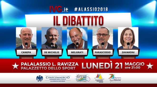 alassio2018 dibattito confronto