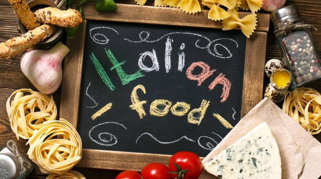 alimentare cibo italiano export