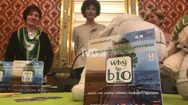 """Alla Fortezza del Priamar la quarta edizione di """"WhyBio?"""""""