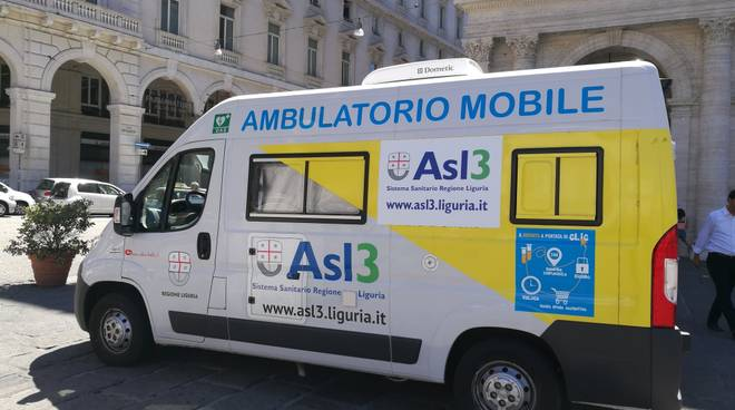 Ambulatorio mobile asl3