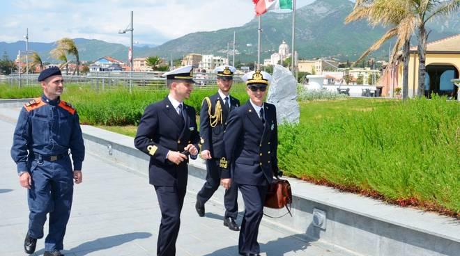 Ammiraglio Nicola Carlone capitaneria