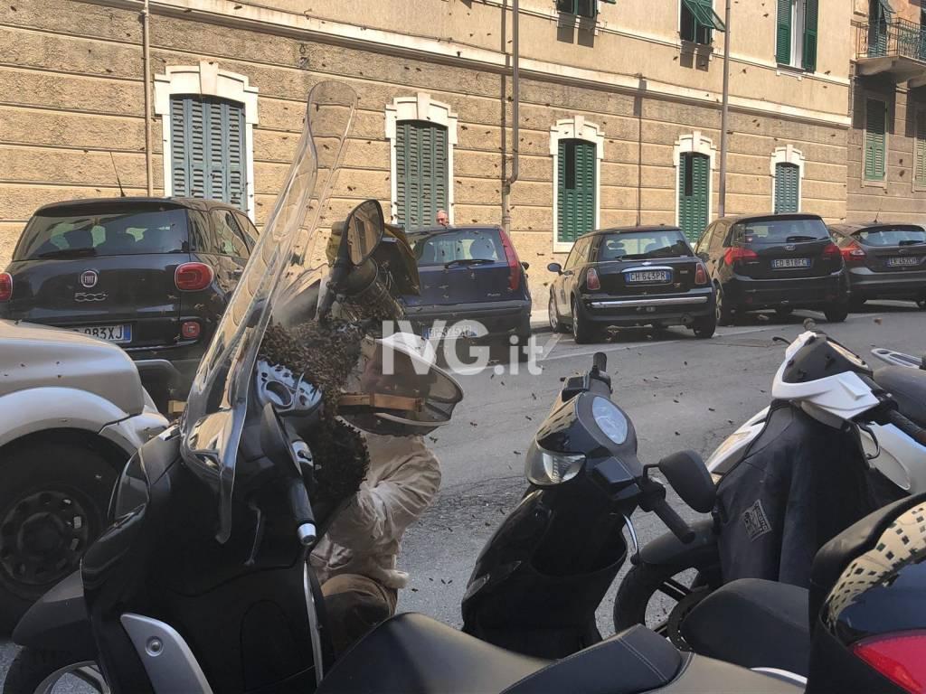 api scooter