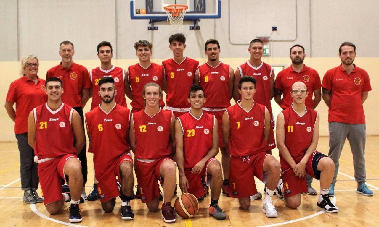 Basket Loano Garassini: le formazioni giovanili 2017/18