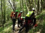 biker soccorso alpino