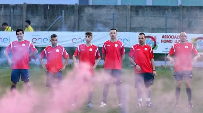 Calcio, Seconda Categoria: