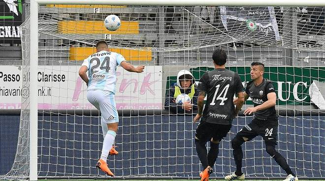 Calcio, Serie B: Virtus Entella vs Ascoli