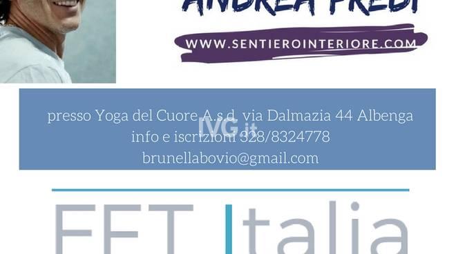 Scopri il Sentiero Interiore -  Incontro con Andrea Fredi