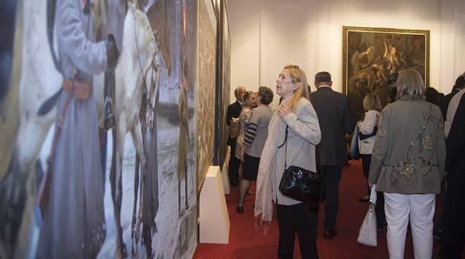 'HAEC EST CIVITAS MEA': FINO AL 9 GIUGNO 2018 ARTE RUSSA IN MOSTRA GRATIS DA SATURA