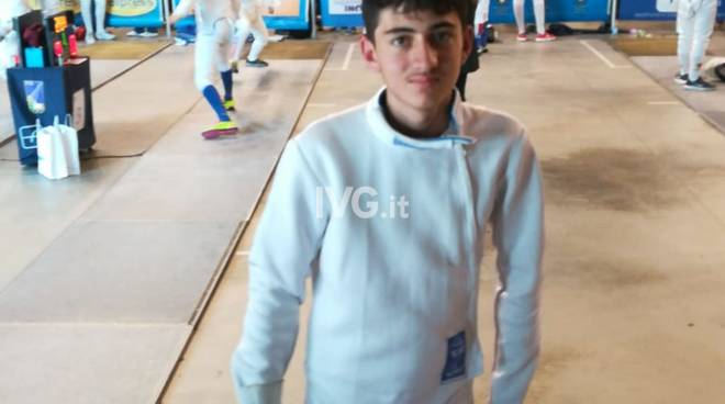"Scherma: 55° Gran Premio Giovanissimi \""RENZO NOSTINI\"" - Trofeo \""KINDER +SPORT\"""