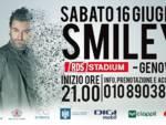 Smiley in Concercto a Genova