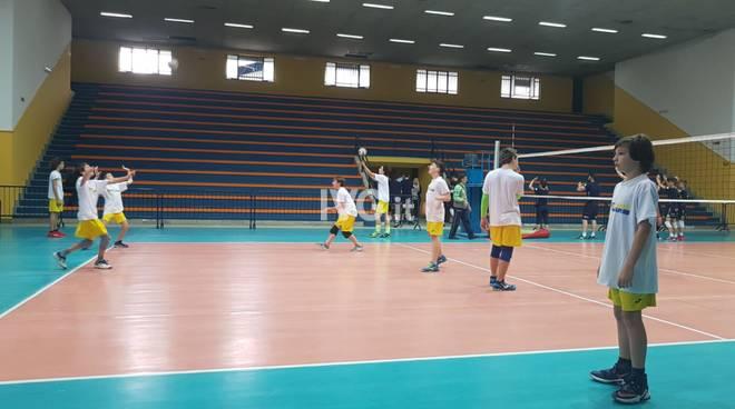 Volley: si è svolto questa domenica il torneo di Mini Beachvolley, intanto l\'Under 14 è giunta a Catania