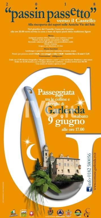 """Passin Passetto 2018... \""""verso il Castello\"""""""
