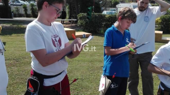 Trofeo Pinocchio, Fitarco. 19 Maggio S. BArtolomeo al Mare