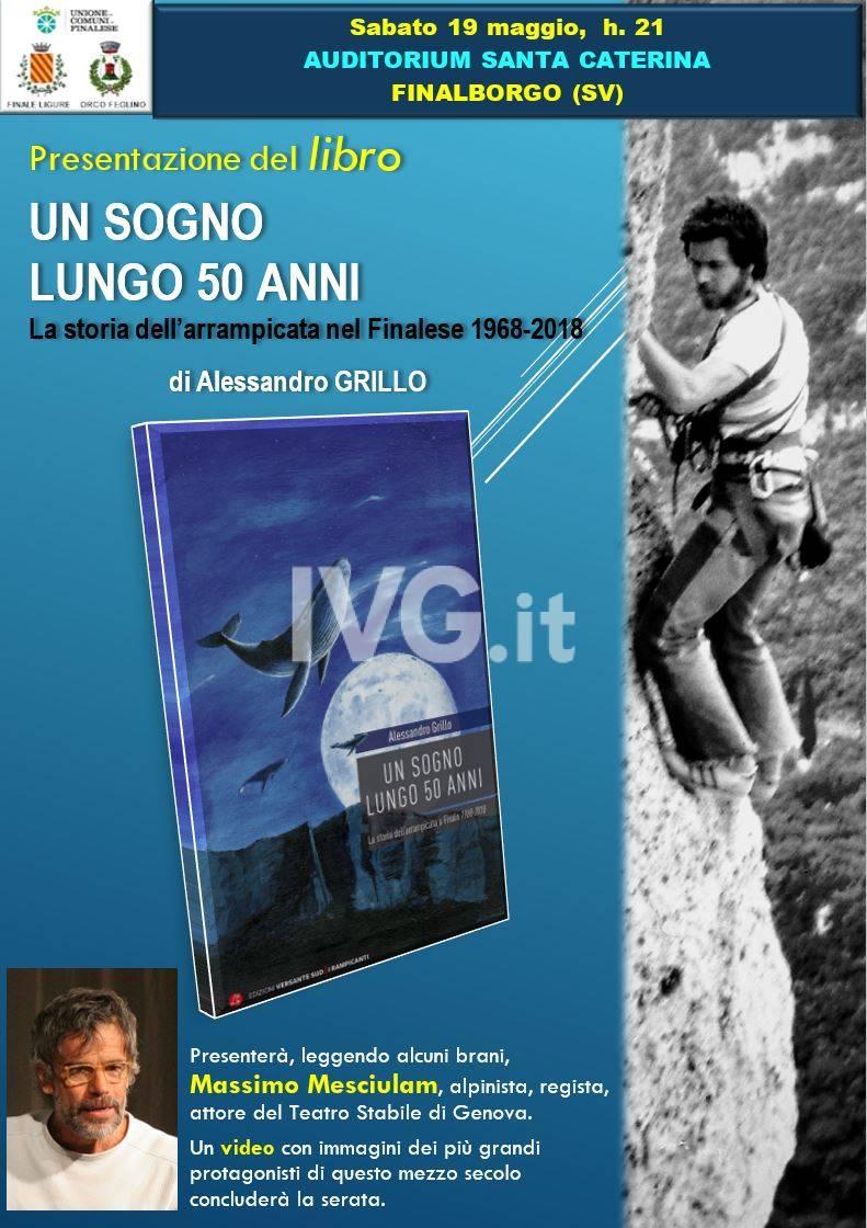 Presentazione libro: Un sogno lungo 50 anni.