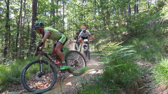 Gara Cross Country MTB 28,5 Km