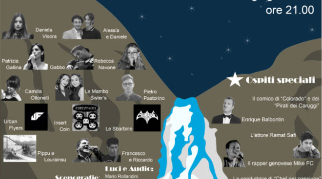 Masone\'s Got Talent 4X4, il festival (solidale) dell\'entroterra