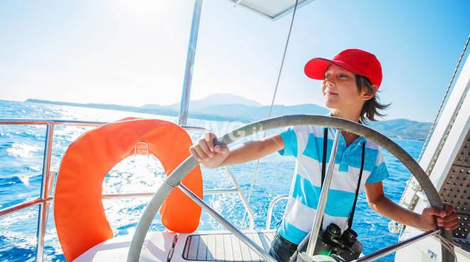 """Gita in barca a vela - La \""""Primavela\"""""""