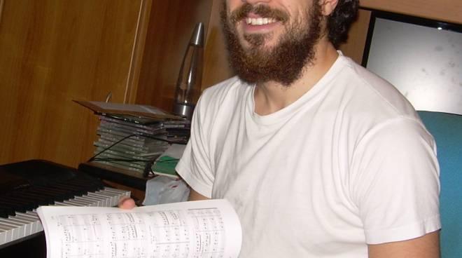 Concerto del compositore Matteo Camponero