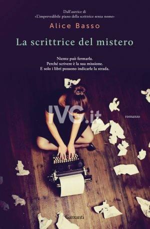 Alice Basso presenta La scrittrice del mistero (Garzanti)