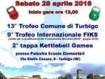 Kettlebell: 9° Trofeo Internazionale FIKS e 13° Trofeo Comune di Turbigo