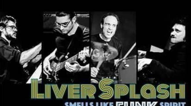 Domani sera alla Raindogs House di Savona: LIVERSPLASH – SOUL/JAZZ/FUNK + NICKNAME DJ SET