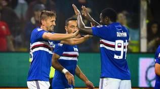 Il 2017/2018 della Sampdoria