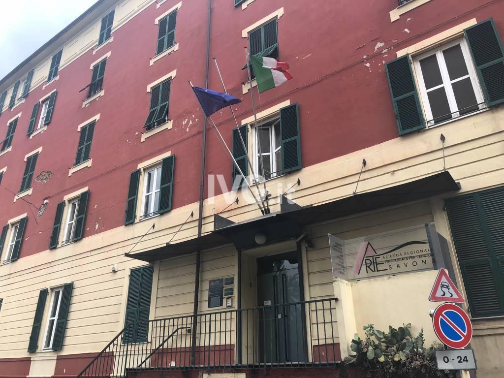 Case popolari savona via aglietto sede Arte