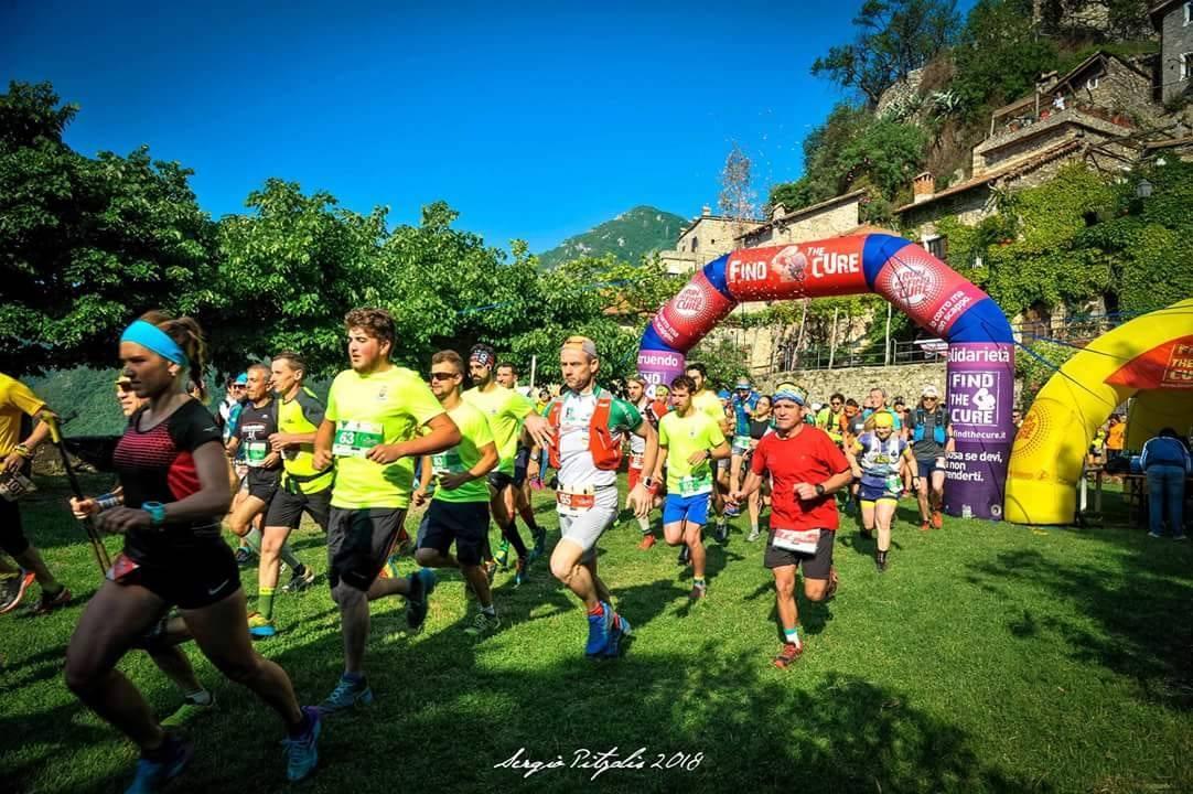 Castelvecchio Rock Trail