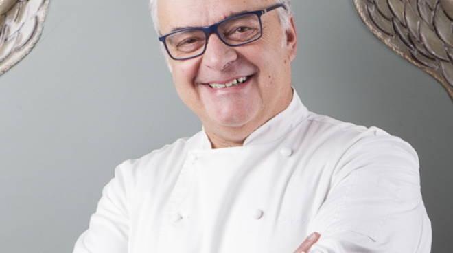 Chef stellato Giuseppe Ricchebuono