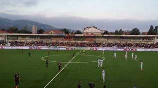 Comunale Chiavari: Entella-Ascoli