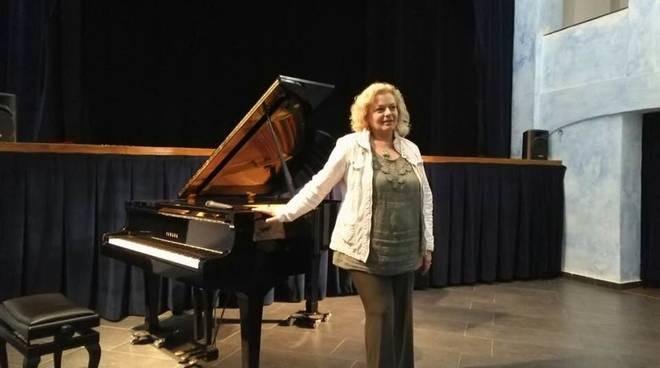 Concerti di Primavera 2018 conferenza stampa Cinzia Bartoli