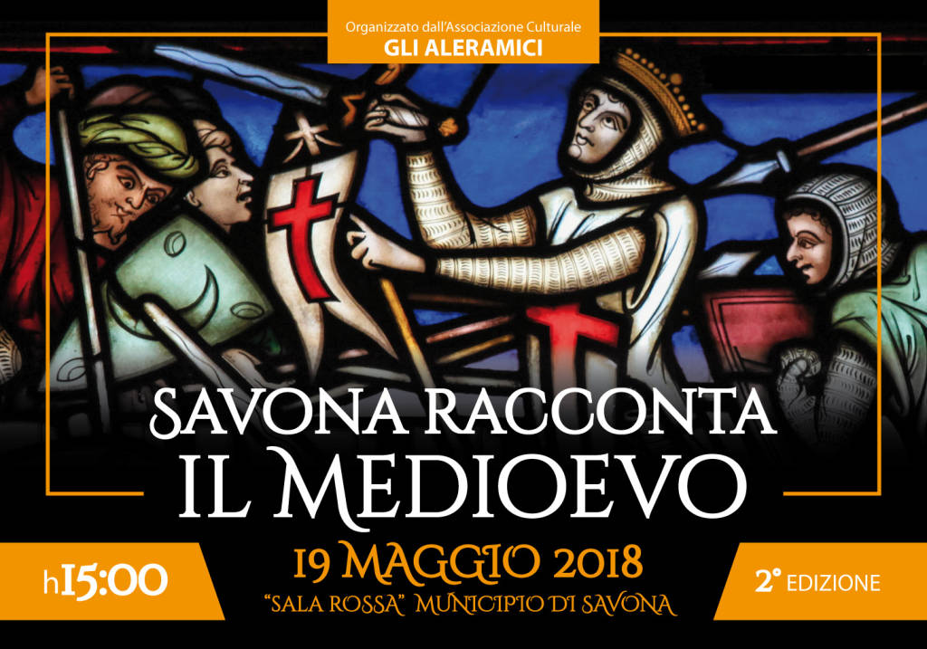 """Convegno """"Savona racconta il Medioevo"""""""