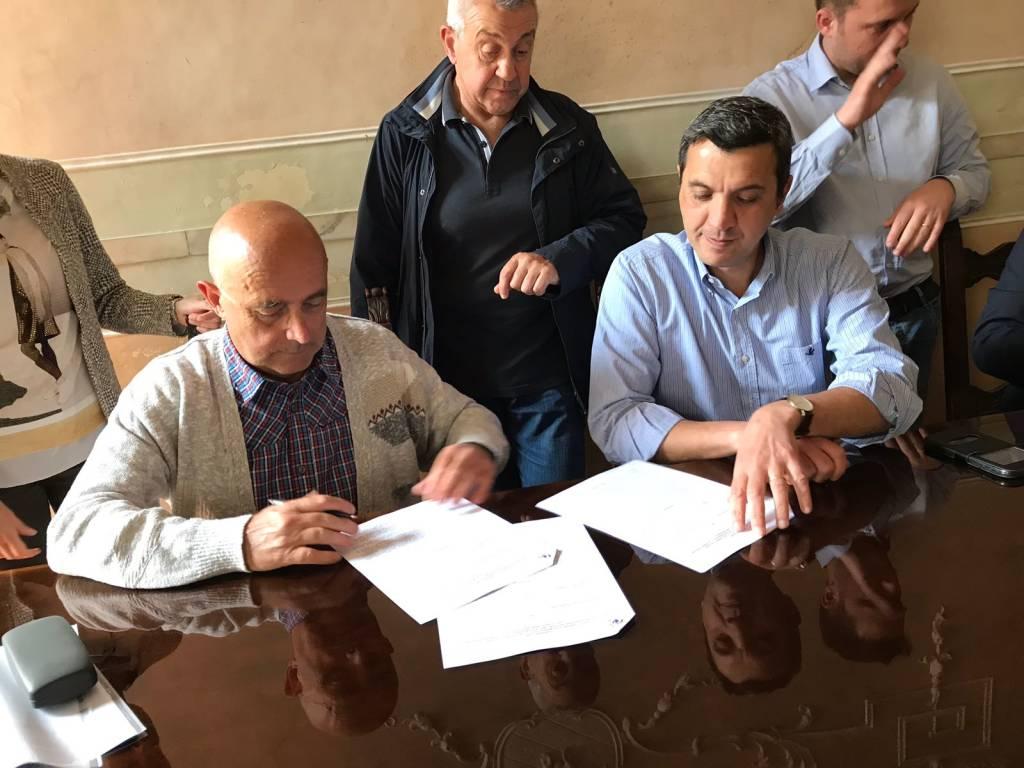 Convenzione Comune di Albenga e Cai