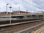 Cornigliano : lavori di costruzione nuova rampa accesso autostradale