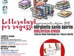 """Corso di aggiornamento """"Letteratura per ragazzi"""" 2018"""