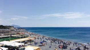corso italia sole mare balneari