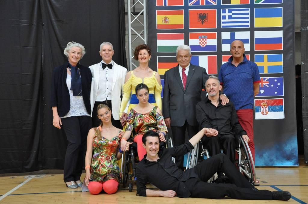 danza paralimpica