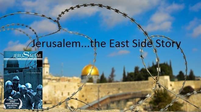 "Documentario ""Jerusalem... the east side story"""