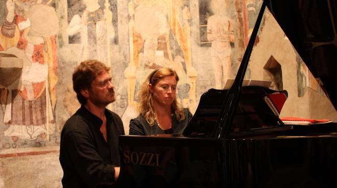 Duo musicale Chiara Nicora - Ferdinando Baroffio